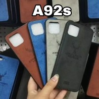 Soft Case Oppo A92s Softcase Deer Cloth