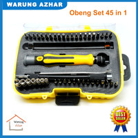 Obeng Set Reparasi Lengkap 45in1
