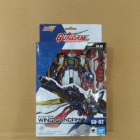 Gundam Universe Wing Gundam Action Figure