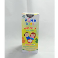 PURE KIDS AISE BELLY NATURAL SYRUP 60 ML
