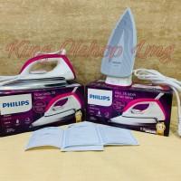 Philips Setrika HD 1173/HD-1173/HD1173/ Dry Iron 350w/Seterika Classic