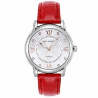 Jam tangan Jims Honey 8188 merah