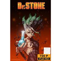 Kaset DVD Film Anime Dr. Stone