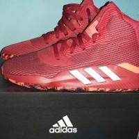 JSD Sepatu Basket Adidas Pro Bounce 2019 High Red