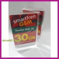 Hot Vo Smartfren 30Gb 15Gb 24Jam Plus 15 Gb Malam