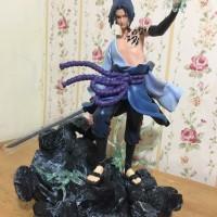 Action Figure Naruto Shippuden Sasuke