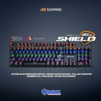 Digital Alliance Meca Shield Gaming Keyboard