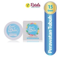 Everwhite Smooth Axillary Cream Chamomile Extract 15G
