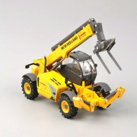 Diecast alat berat New holland forklift 1/50 LM1745 miniatur