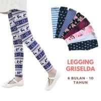 Legging Anak Perempuan Motif Celana Panjang Leging Anak Perempuan