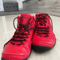 Terlaris League Levitate Series Shoes Basket Ball Flame Red Hebat