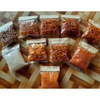 BARU Makaroni bantet variasi mix (bantet, uril, bihun kremes, seblak