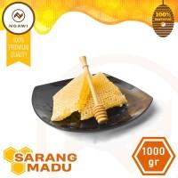 Sarang Lebah Melifera Honey Comb 1kg Asli Halal Enak Lezat - grosir
