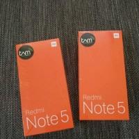 Xiaomi Redmi Note 5 4GB.64GB Garansi TAM suku cadang