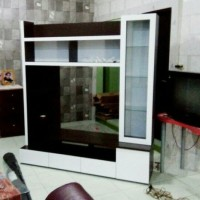 Bufet / Lemari TV Minimalis suku cadang