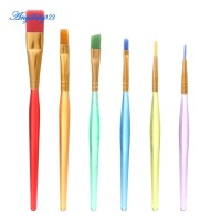 ANGღ6pcs DIY Tool Pen Cake Icing Decorating Painting Brush Fondant