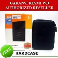 WD My Passport 1TB USB 3.0 + free softcase harddisk external perk