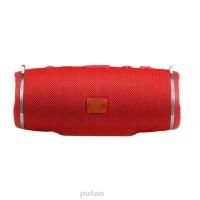 Speaker Wireless Bluetooth Portable Klasik dengan Charger USB untuk