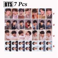 7Pcs KPOP Bangtan Boys Album LOVE YOURSELF Tear FAKE LOVE Photo Card