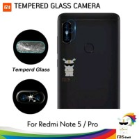 Tempered Glass Camera Xiaomi Redmi Note 5 Pro - Screen Guard Lens