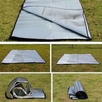 Matras Tidur Lipat Bahan Aluminium Foil EVA Anti Air untuk Outdoor
