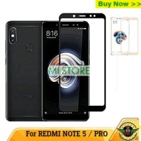 Tempered Glass Xiaomi Redmi Note 5 Pro - TG. Screen Protector. Wa