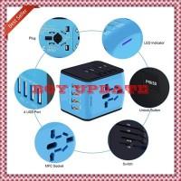 adapter usb travel charger 4 port suku cadang