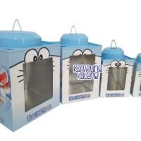 Kaleng Kerupuk Mini Karakter Doraemon Set suku cadang
