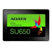 Adata SSD Internal ASU650 Ultimate 120GB 2.5 SATA III - Black suk