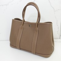 Hermes Garden Party size 30 cm VVIP Quality Tas Wanita Tote Bag Import