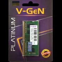 Unik RAM DDR4 SODimm 4GB PC17000 2133Mhz Memory Laptop VGEN Dis