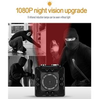 HD Night Camera DV Infrared View Full Cube Lights Detector Action