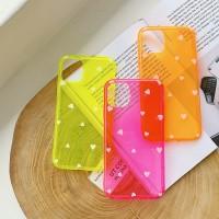 Phone Case iPhone SE 2 11 Pro Xs Max XR X 7 8 Plus Cute Heart Casing