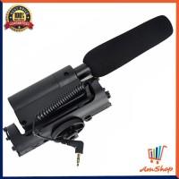 Takstar Mikrofon Kondenser Kamera SGC-598 OMCS65BK