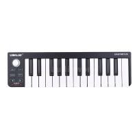 ◆Worlde Easykey.25 Portable Keyboard Mini 25-Key USB MIDI