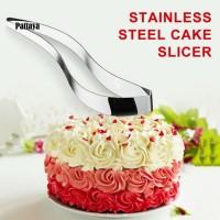Pisau Pemotong Kue / Coklat Bahan Stainless Steel