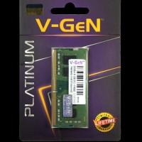 Promo RAM DDR4 SODimm 8GB PC17000 2133Mhz Memory Laptop VGEN Di