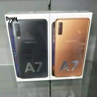 Samsung A7 2018 New Sein Resmi Harga Modal Gudang last stok