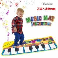 Musical Baby Mat Music Kid Piano Play Toy Electronic Keyboard Play