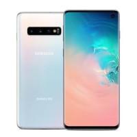 Samsung Galaxy S10 - Warna White - Ram 8GB - Rom 128GB - Display
