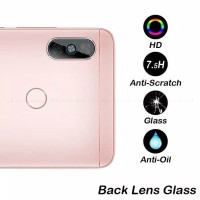 Pelindung Lensa Kamera Tempered Glass Untuk Xiaomi Redmi Note 5 P