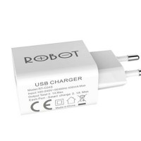 Adapter Charger Dual Output 2.1A VIVAN ROBOT RTC04 RT-C04 C04 RTC