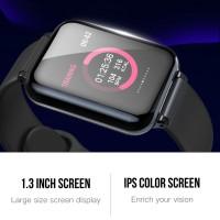 B57 Smartwatch Bluetooth 4.0 IP67 dengan Monitor Detak Jantung
