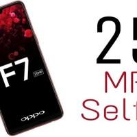 oppo f7 25mp new garansi resmi parts