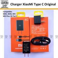 Travel Charger Casan XiaoMi Type C Mi5 Original 100% 2A | Xiao Mi