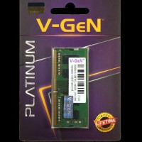 Memory Laptop Vgen Platinum DDR4 4GB Sodimm limited stock