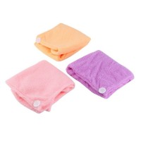 * ELECTRONICCITY - Magic Towel Hair Wrap / Handuk Keramas Penyerap