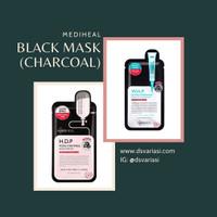 MediHeal Black (Charcoal) Sheet Mask - W.H.P