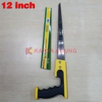 Gergaji Kayu Lancip Kecil 12 inch / 300 mm SELLERY Compass Saw
