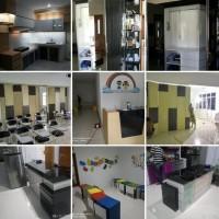 hoot sale Renovasi/ Baru, Kitchen Set Interior Rumah Kantor Propert,